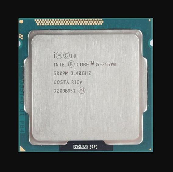 Processador Intel Core I5 3570k 3.4 - 3.8ghz 6mb Lga1155