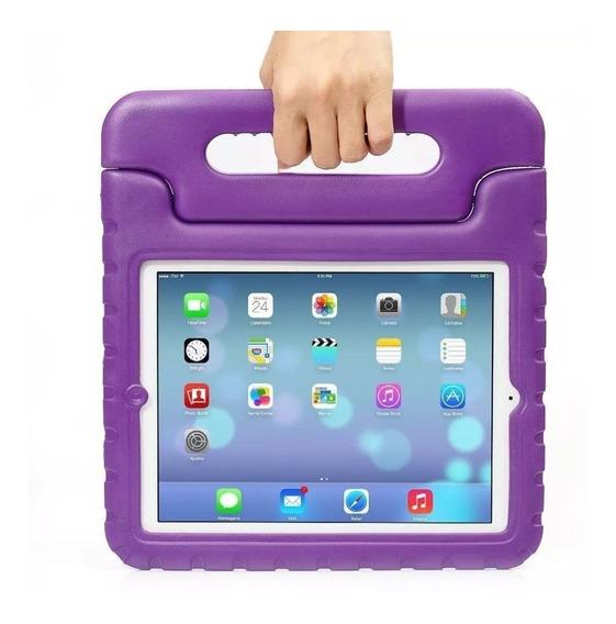 Capa Infantil Maleta Ibuy Pad Mini 2 3 4 E 5 Proteção Choque