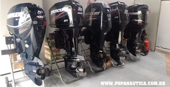 Motor De Popa Mercury Yamaha Evinrude 60hp 90hp 150hp 250hp