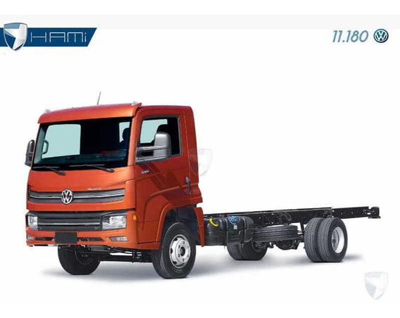 Volkswagen 11-180 Delivery Prime 2020