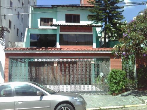 Sobrado Residencial À Venda, Moóca, São Paulo - So2139. - So2139