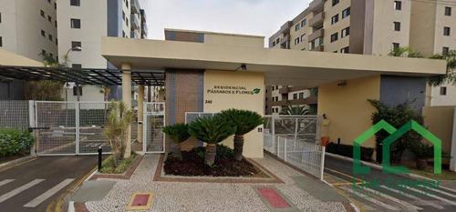 Imagem 1 de 21 de Apartamento À Venda, 82 M² Por R$ 430.000,00 - Jardim Do Lago - Campinas/sp - Ap1916