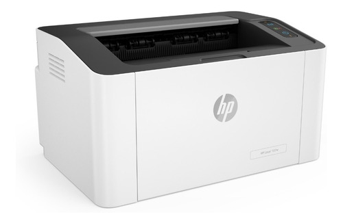 Impresora Láser Hp 107w Wifi Usb Compacta Toner Incluído