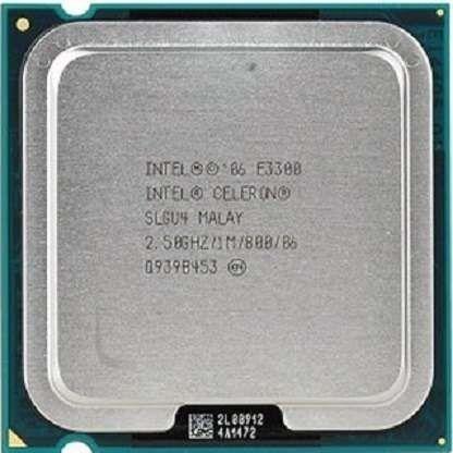 Processador Intel Celeron E3300