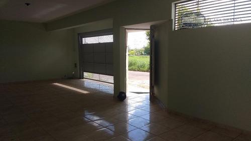 Imagem 1 de 14 de Casa Residencial À Venda, Residencial E Comercial Carazza, Araçatuba. - Ca0461