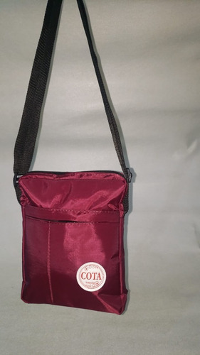 Shoulder Bag Vinho  Linda !!! Forradinha Só... + Brinde