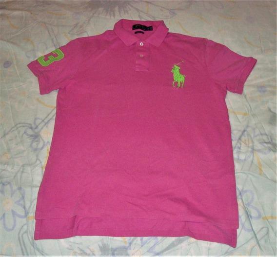 Camisa Polo Ralph Lauren Big Pony 100% Original