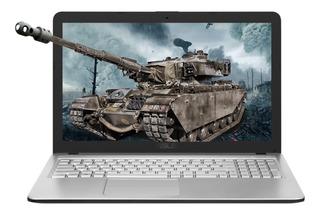 Notebook Asus Intel Core I7 15,6 12gb + 480 Gb Ssd Gamer S/i