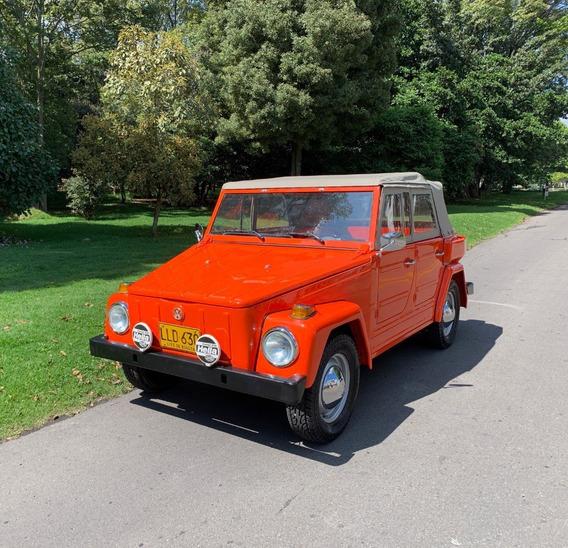 Volkswagen Safari 1979