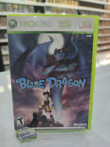 Blue Dragon Xbox 360 Original - Completo