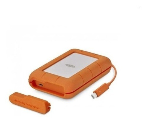 Hd Externo Lacie Rugged Thunderbolt/usb-c 4tb 64mb 130mb/s 5