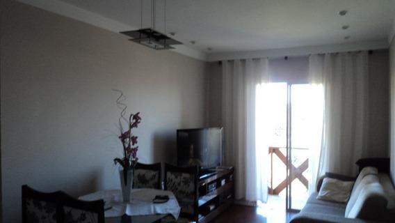 Apartamento Em Jardim Califórnia, Jacareí/sp De 68m² 2 Quartos À Venda Por R$ 160.000,00 - Ap177461