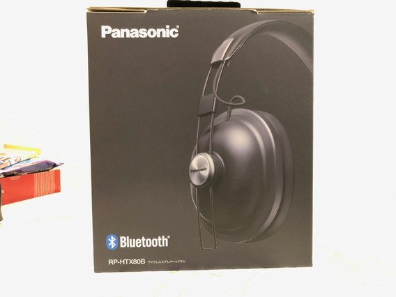 Headphone Panasonic Bluetooth Retro Rp-htx80b
