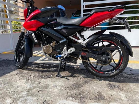 Moto Pulsar Ns 200 Cc