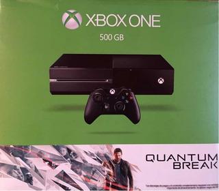 Xbox One 500gb +100 Juegos + 1 Mando + Gold + Fortnite