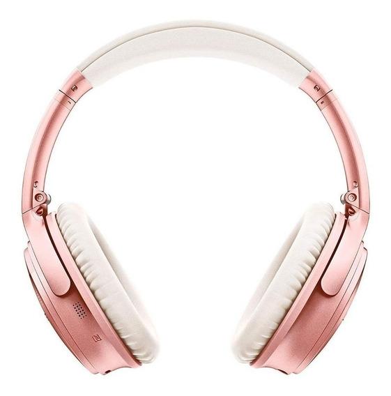 Fone de ouvido sem fio Bose QuietComfort 35 II rose gold