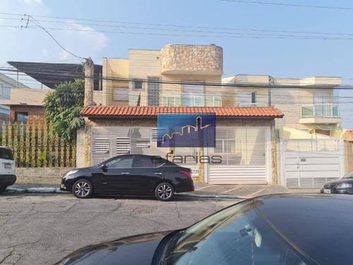 Imagem 1 de 24 de Sobrado Com 3 Dormitórios À Venda Por R$ 450.000,00 - Vila Talarico - São Paulo/sp - So1175