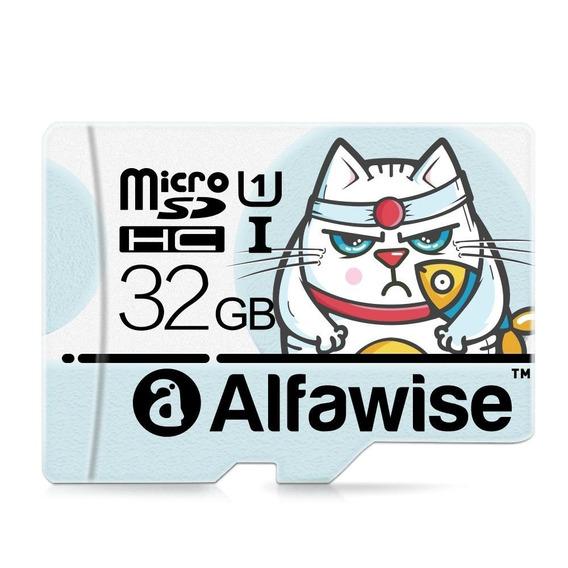 Cartão Memória 32gb Classe 10 Alfawise- Original