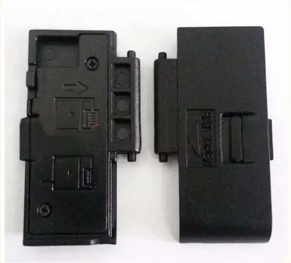 Tampa Compartimento Bateria Canon 600d, T3i, 650d, T4 Nova