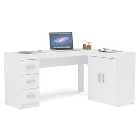 Mesa Para Computador Canto 2p 3g Espanha Politorno