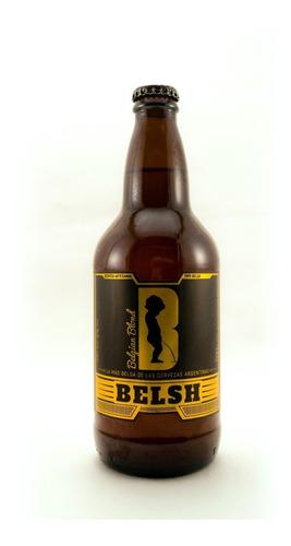 Cerveza Belsh Belgian Blonde 500cc