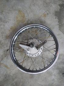 Roda Traseira Completa Cg 150