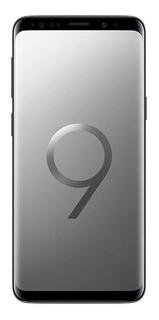 Samsung Galaxy S9 Dual Sim 128 Gb Cinza-titânio Muito Novo