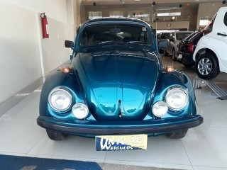 Fusca 1600 Serie Ouro 1996 Verde Lince