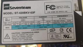 Fonte Real Serveteam 420w St-420bkv-03f