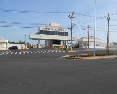 Terreno Em Cond Montreal Residence Com 150 M² - Tr02024 - 32026087