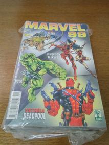 Marvel 99 1 A 12 Ed. Abril Formatinho