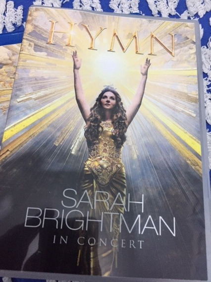 Dvd Sarah Brightman - Hymn In Concert