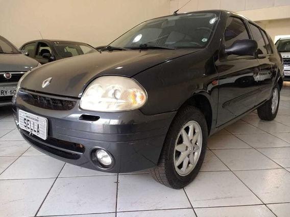 Renault - Clio Sedan Rt 1.0 16v 2003