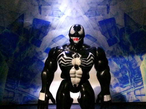 Venom Marvel Super Heroes - Toy Biz - Sheldortoys