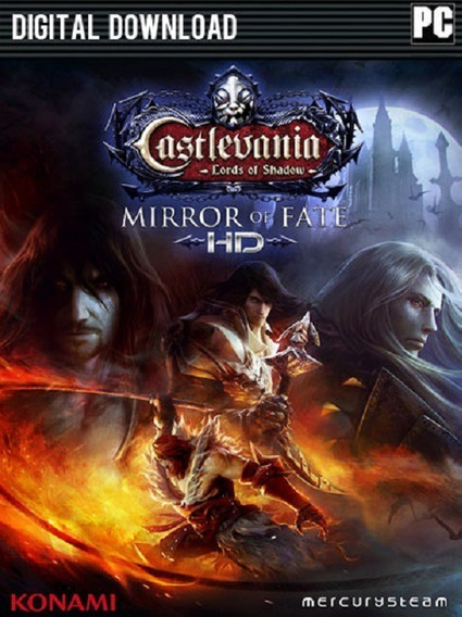 Castlevania: Lords Of Shadow Mirror Of Fate Hd Pc