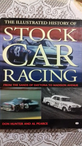 Livro The Illustrated History Of Stock Car Racing