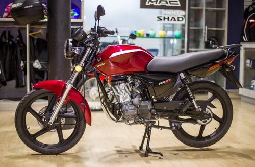 Imagen 1 de 11 de Zanella Rx 150 Z7 Full Globalmotorcycles Olivos Entrega Ya !