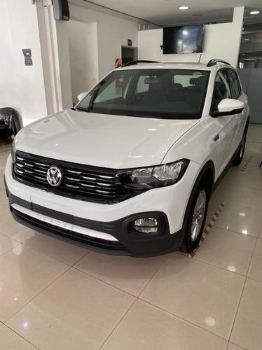 Volkswagen T-cross Comfort 1.0 Tsi At Nueva Version 0km