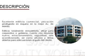Edificios En Renta En Merida Centro, Mérida