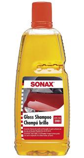 Sonax Shampoo Super Brillo Ultra Concentrado Ph Neutro 1ltro