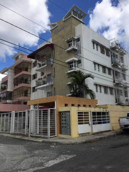 Alquilo Apartamento En El Residencial Los Hidalgos