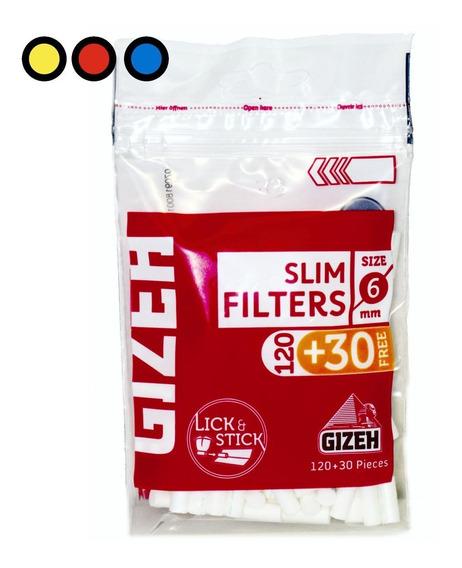 Filtros Gizeh Slim X 1