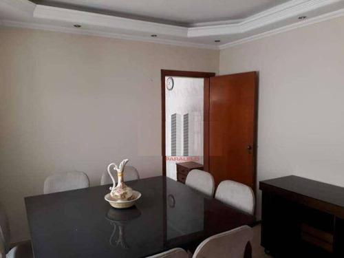 Casa Com 3 Dormitórios À Venda, 257 M² Por R$ 1.250.000 - Alto Da Mooca - São Paulo/sp - Ca0651