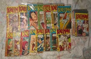 Kaliman Revistas Chicas Varios Numeros 80´s
