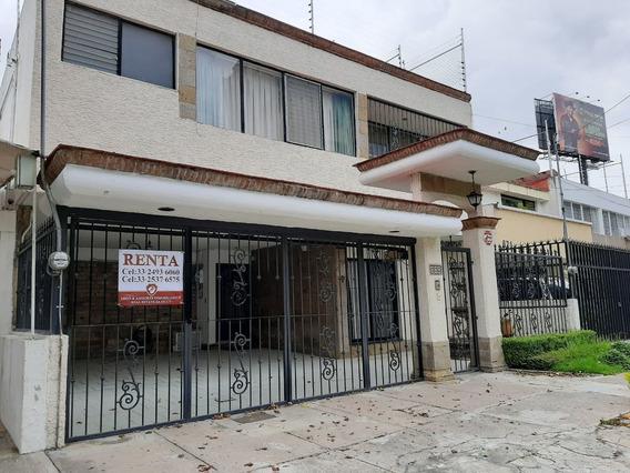 Oficina En Renta Para Trabajar A Puerta Cerrada Colonia Chapalita En Guadalajara