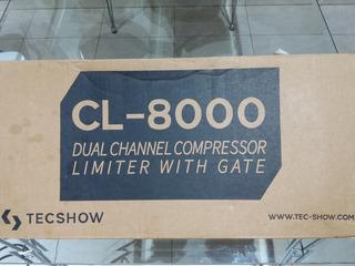Compresor Limitador Cl8000.. Ver Descripcion!!!