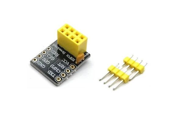 Adaptador Esp8266 Esp-01 Para Protoboard Wi Fi Esp