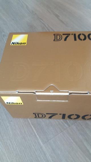 Camera Nikon Somente A Caixa Vazia Nikon D7100 Pronta Entreg