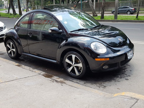 Volkswagen Beetle 2.5 Black Edition Sport Tiptronic At 2010