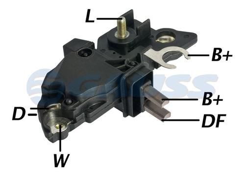 Regulador Alternador. Bosch Chevrolet Corsa/astra/vect